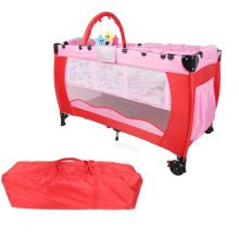 GALACTICA Baby Cot Bed BCB01 Pink