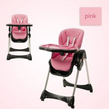 GALACTICA Baby High Chair BHC04 Pink