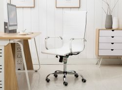 WestWood Office Chair OC12 White