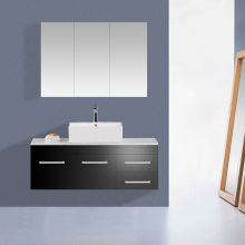 WestWood Bathroom Cabinet BC02 White