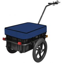 BIRCHTREE Cargo Trailer 70L FH-CT01 Blue