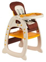 GALACTICA Baby Highchair 3in1 Beige