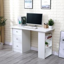 WestWood Computer Desk CD06 White