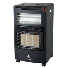 4.2Kw Portable Butane Fire Calor Gas Electric Cabinet Heater LQ-HE01