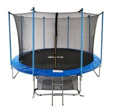 GALACTICA 12FT Round Trampoline Set GT-TS-03 Blue