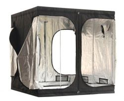 BIRCHTREE New Design Hydroponic Grow Tent Green Room 200cm x 200cm x 200cm