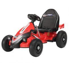 GALACTICA Kids Go Kart 12V GC-G06 Red
