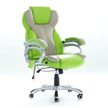 WestWood 6 Point Massage Office Chair MC8074 Green