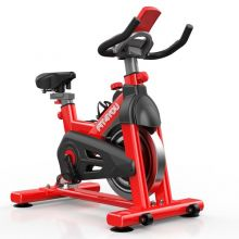 FIT4YOU Exercise Bike FY-EB07 Red and Black