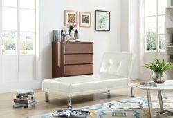 WestWood PU Single Sofa Bed PSB03 White