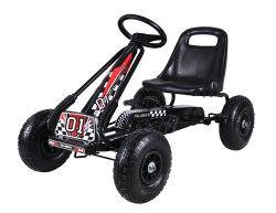 GALACTICA Go Kart FH-G02 Black