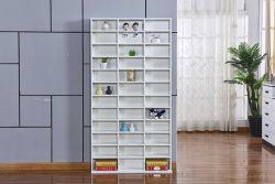 WestWood CD Shelf PB CSP01 White
