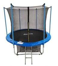 GALACTICA 8FT Round Trampoline Set GT-TS-01 Blue