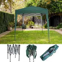 BIRCHTREE Gazebo Pop Up No Sidewalls 2X2M BT-PUG05 Green