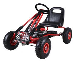 GALACTICA Go Kart FH-G02 Red