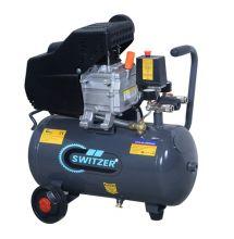 SwitZer 2HP Air Compressor 24L AC008 Grey