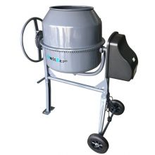 Switzer Cement Mixer 180L Grey