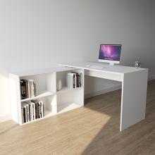 WestWood Computer Desk CD12 White