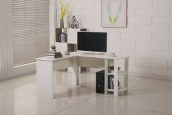 WestWood Computer Desk CD15 White