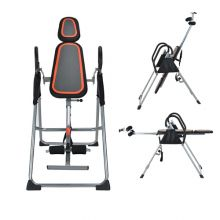 Folding Inversion Table FIT01 Black and Silver