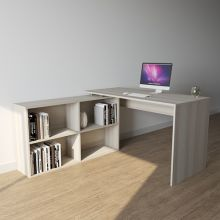 WestWood Computer Desk CD12 Oak