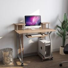 WestWood Computer Desk WW-CD16 Oak
