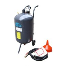 SwitZer 20 Gallon Sandblaster With Nozzle Pressure Gauge 2.5m Hose Filling Funnel