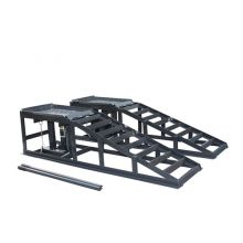 SwitZer Car Ramp With 2 Ton Jack Grey x2