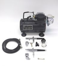 SwitZer AS18 Airbrush Compressor
